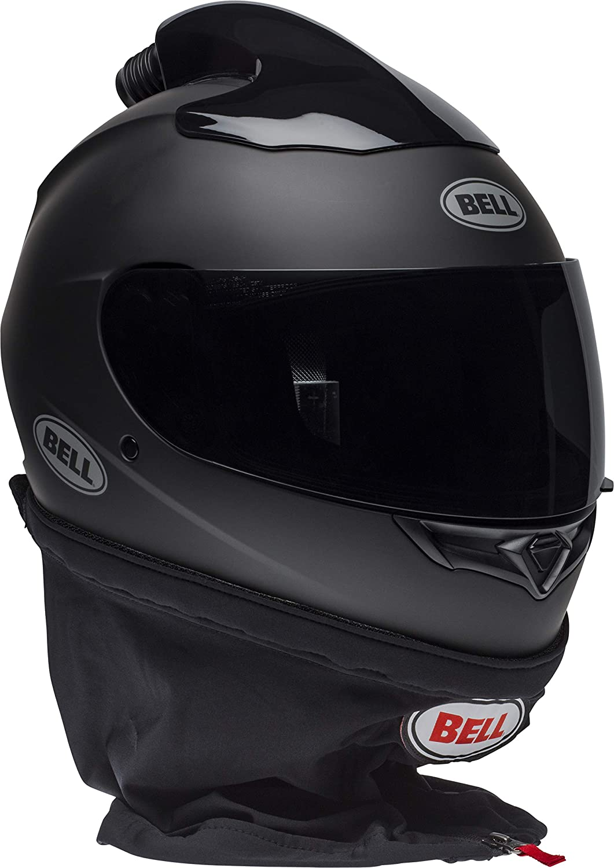 Bell Qualifier Forced Air Helmet (Matte Black, Large)