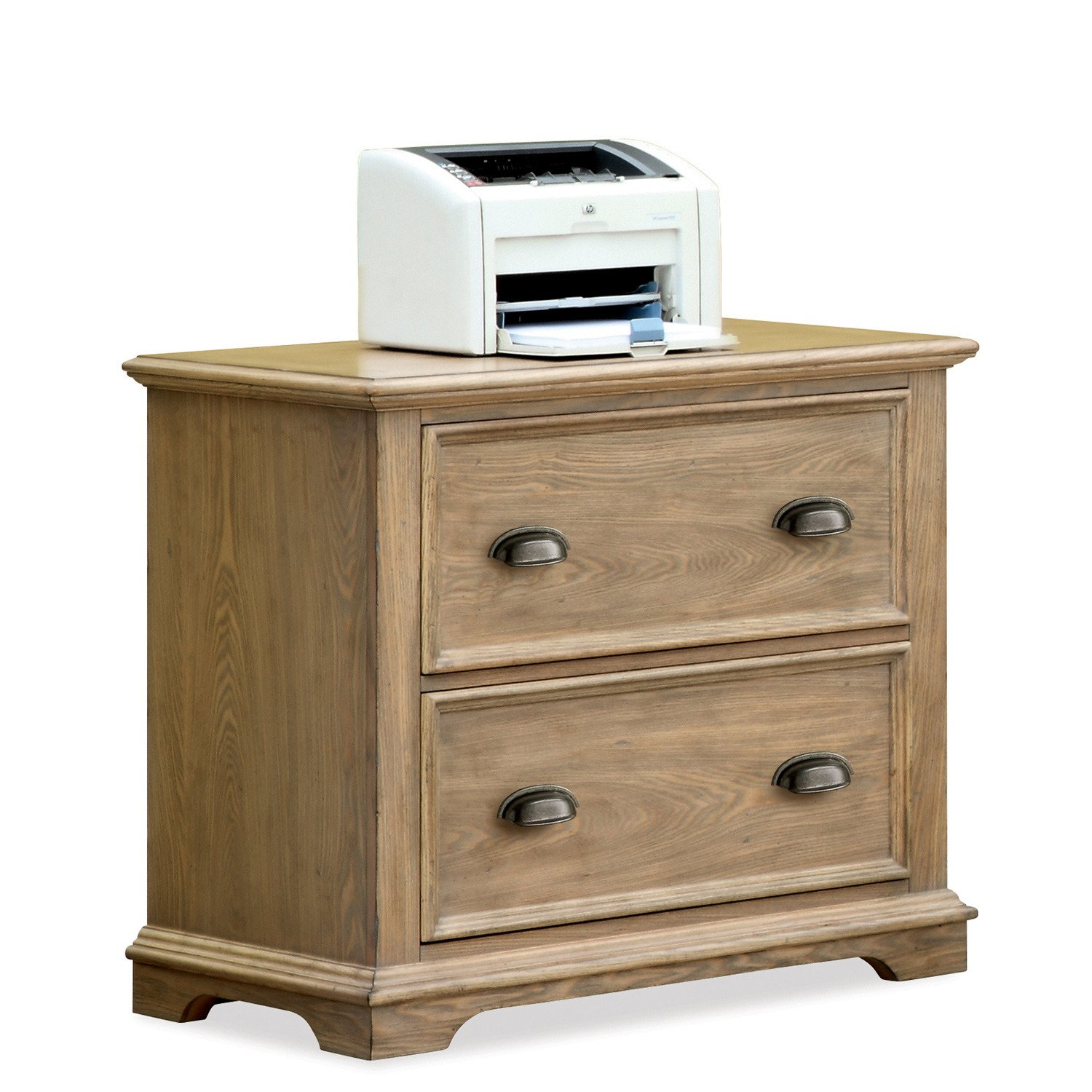Amazon.com Riverside Furniture Coventry Lateral File Cabinet (Weathered Driftwood) Home u0026 Kitchen  sc 1 st  Amazon.com & Amazon.com: Riverside Furniture Coventry Lateral File Cabinet ...