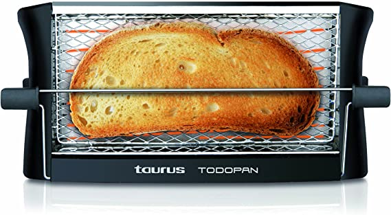 Taurus TodoPan - Tostadora para cualquier tipo de pan,