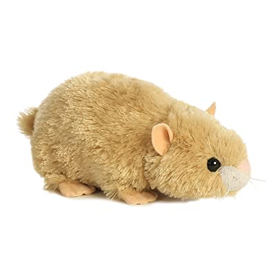 Aurora 31724 World Hamster Plush, Small 8 Inches: Toys & Games