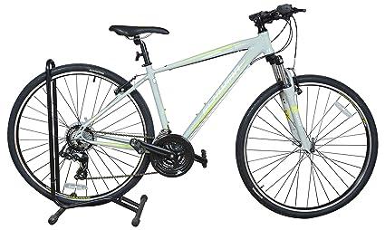 3b2d4b40ef5 Schwinn Searcher 4 21Speed S45406M6002 Unisex Bicycle, 700X35C Inches  (Grey) Small Size