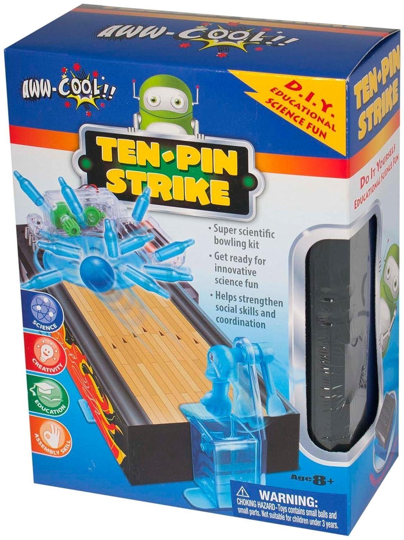 AWW! Ten Pin Strike Educational Science Fun