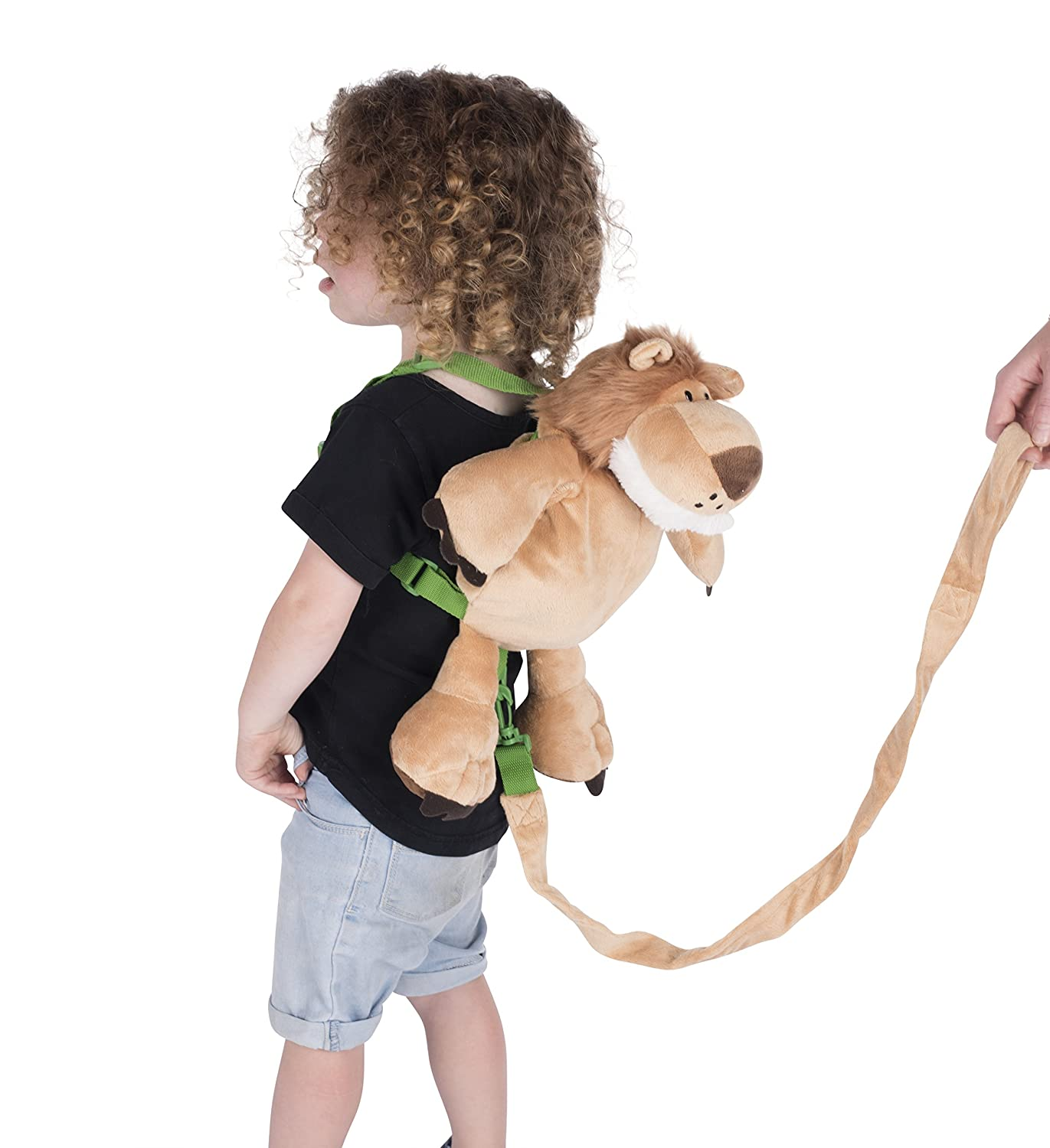 3812cddebb26 Animal Planet Baby Backpack with Safety Harness, Lion