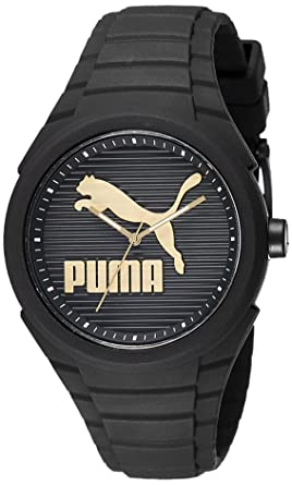Puma Analog Black Dial Women's Watch-PU103592016 Women at amazon