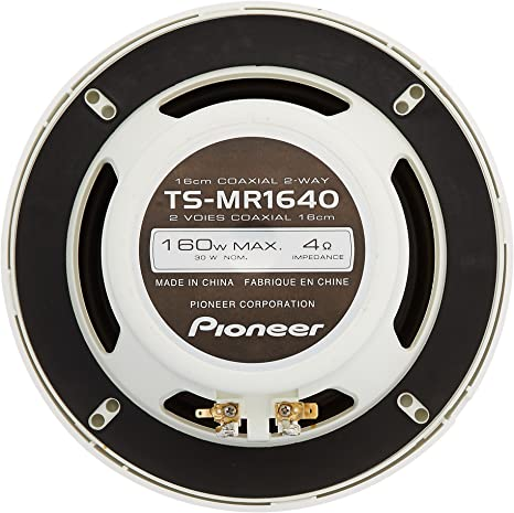 Pioneer Ts Mr 1640 16 Cm 2 Weg Koaxial Lautsprecher Elektronik
