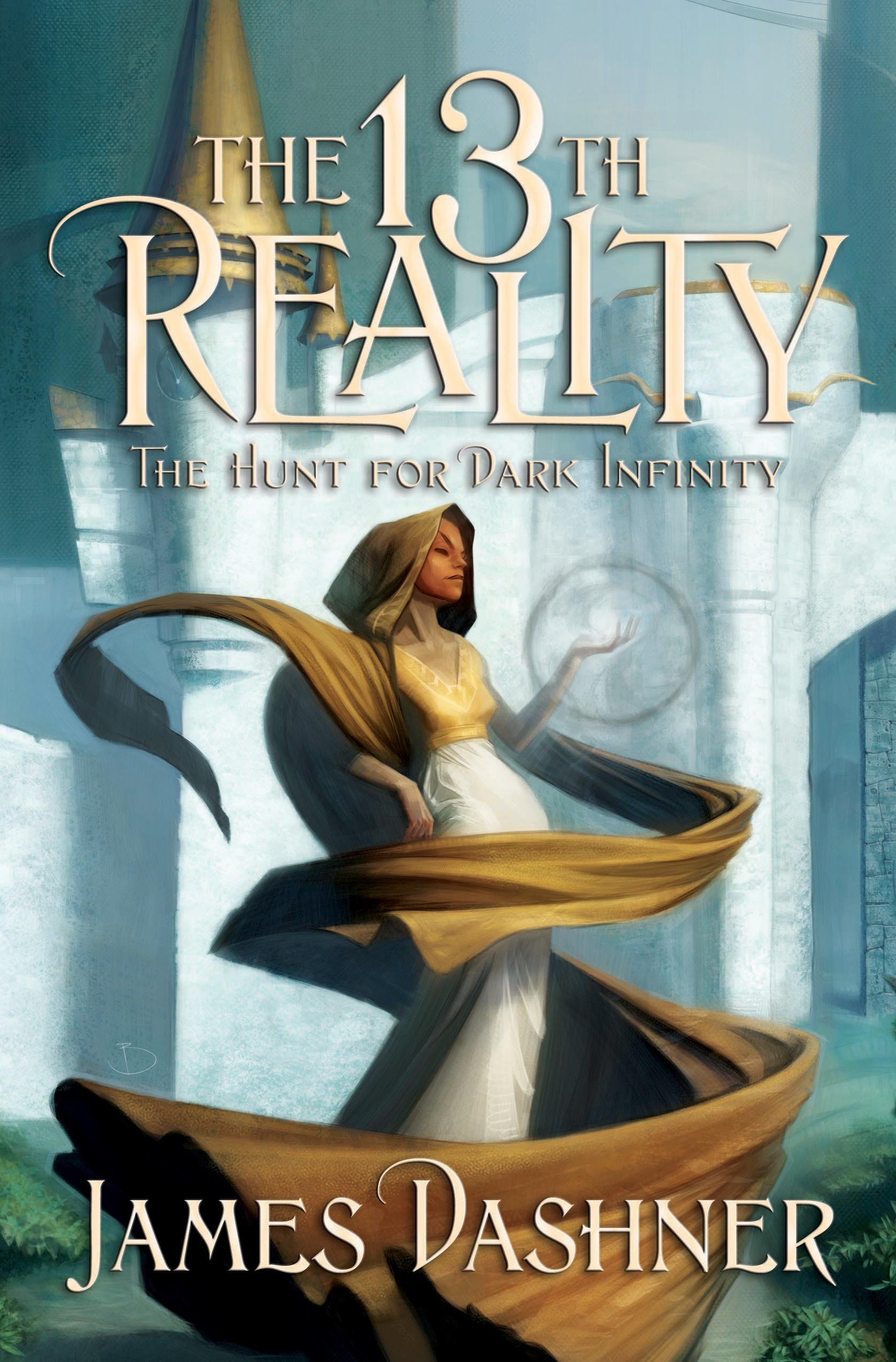 Download The 13th Reality, book 2: The Hunt for Dark Infinity pdf epub