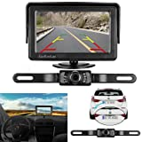 Amazon Price History for:LeeKooLuu Backup Camera and Monitor Kit for Car/Vehicle/Truck Waterproof Night Vision License Plate rear view Camera wire Single power source Rear view/Fulltime view Optional 4.3 Display Grid Lines