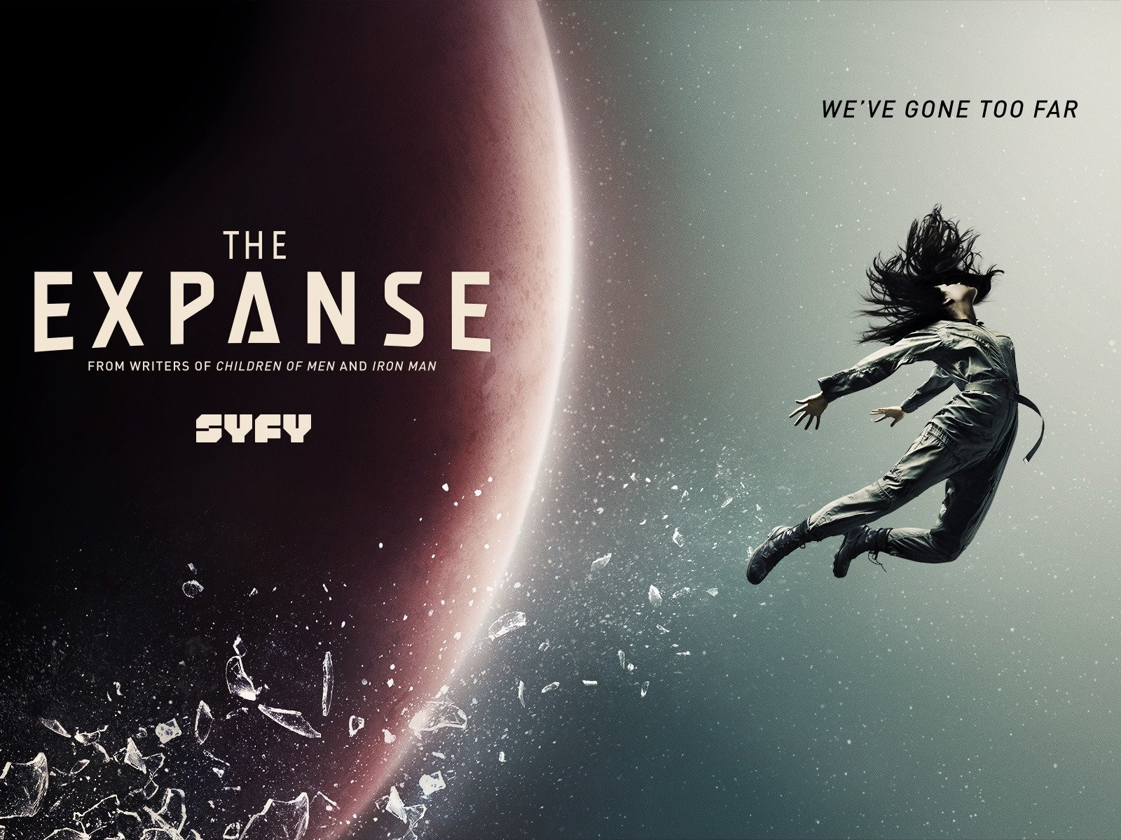 The Expanse (SyFy Original) 81K1D6ODF9L._RI_
