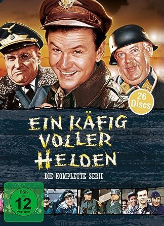 Ein Käfig Voller Helden Die Komplette Serie 26 Dvds Amazonde
