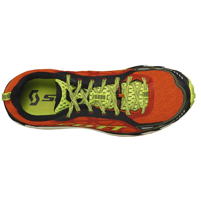 Scott Running zapatilla Trail Rocket 2.0, Red/green, 9,5 USA