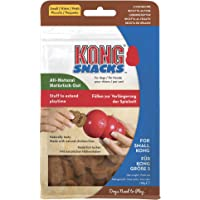 KONG - Snacks™ - All Natural Dog Treats - Liver Biscuits - Small (Best used with KONG Classic Rubber Toys)
