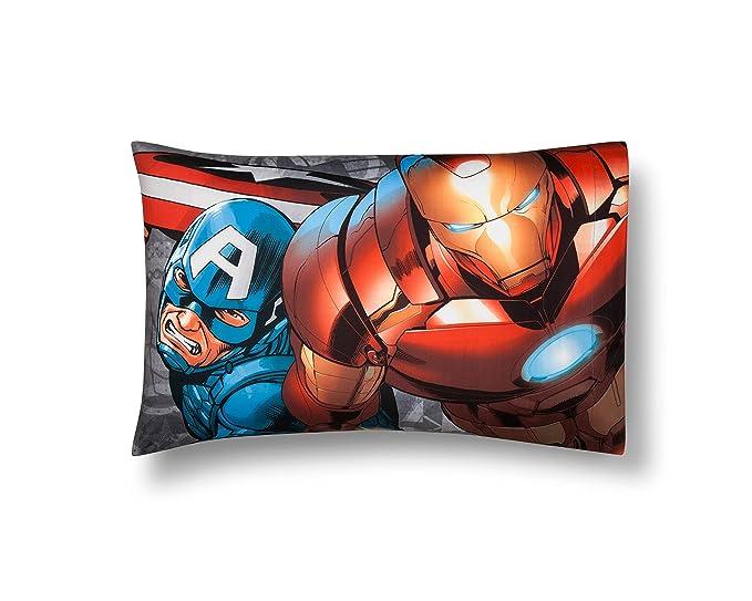 Amazon.com: Marvel de Los Vengadores fundas de almohada ...
