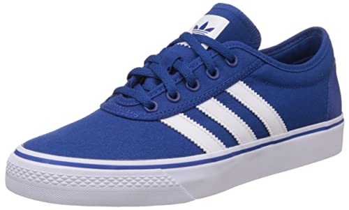 465d37a3ef8a4f adidas Originals Men s Adi-Ease Blue and White Sneakers - 12 UK  Buy ...