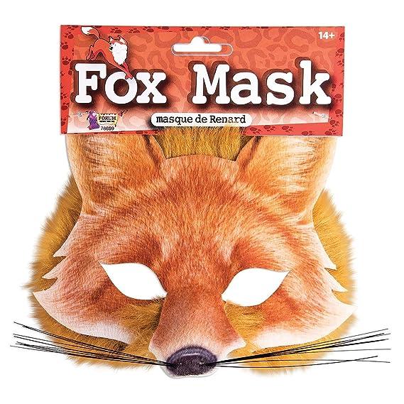 Lobo Adulto Realista De Máscara Pack Infantil Artificial Animal QWordeCExB