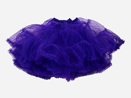 9c6a3fd8e1148  COS+  パニエ ( 紫 ) 定番のカラフルパニエ☆ シルエットをきれいにチェンジ