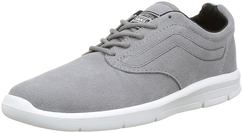 Vans Unisex Iso 1.5 Blanket Weave Running Sneaker B01DYS7GAQ 7.5 M US Women / 6 M US Men|Frost Gray / True White