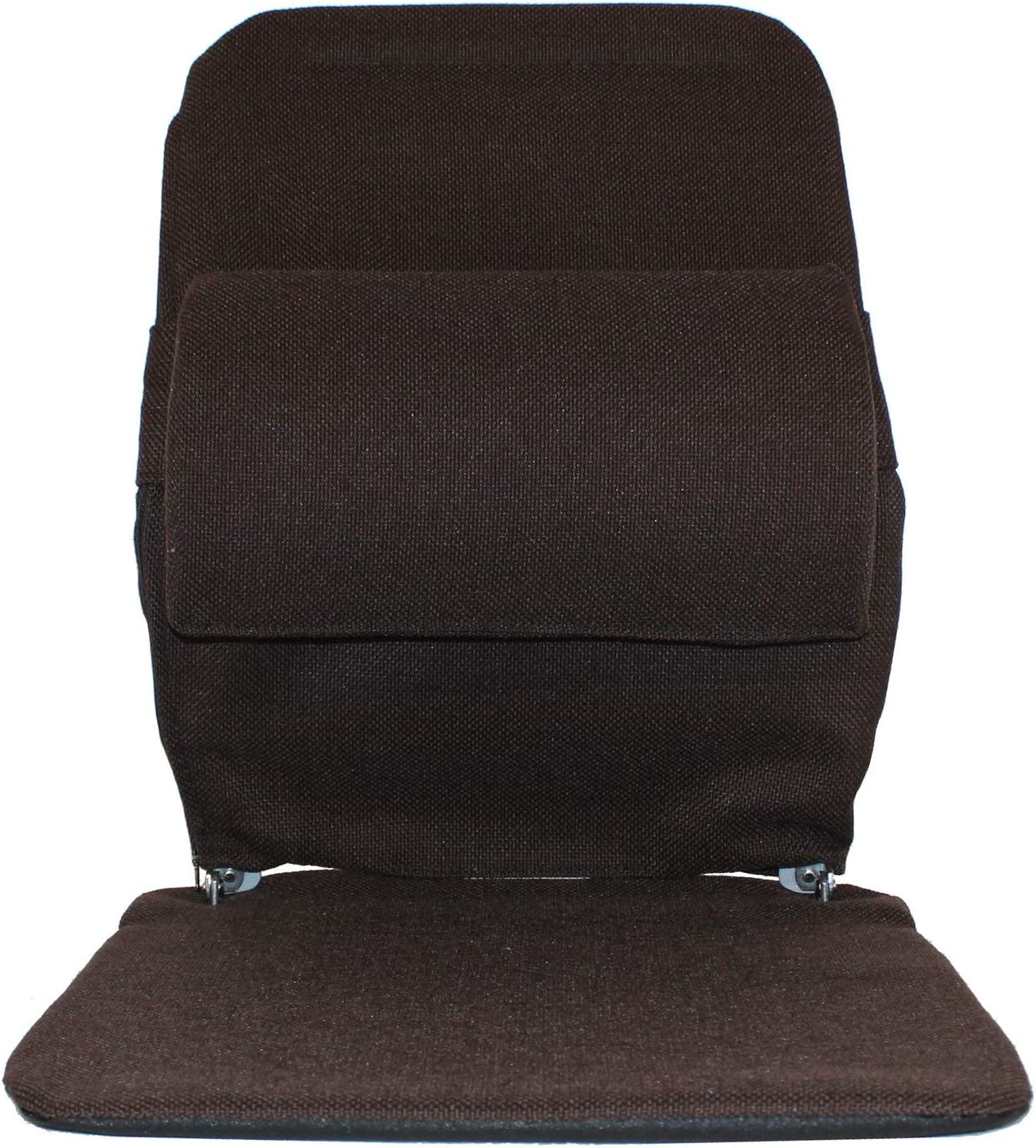 Q QUALITY BRAND COMPANY McCartys Q-BRSM-LTBRN 14 in Wide Standard Sacro-Ease Ergonomic Seat Support 16x14x19 in Light Brown Color