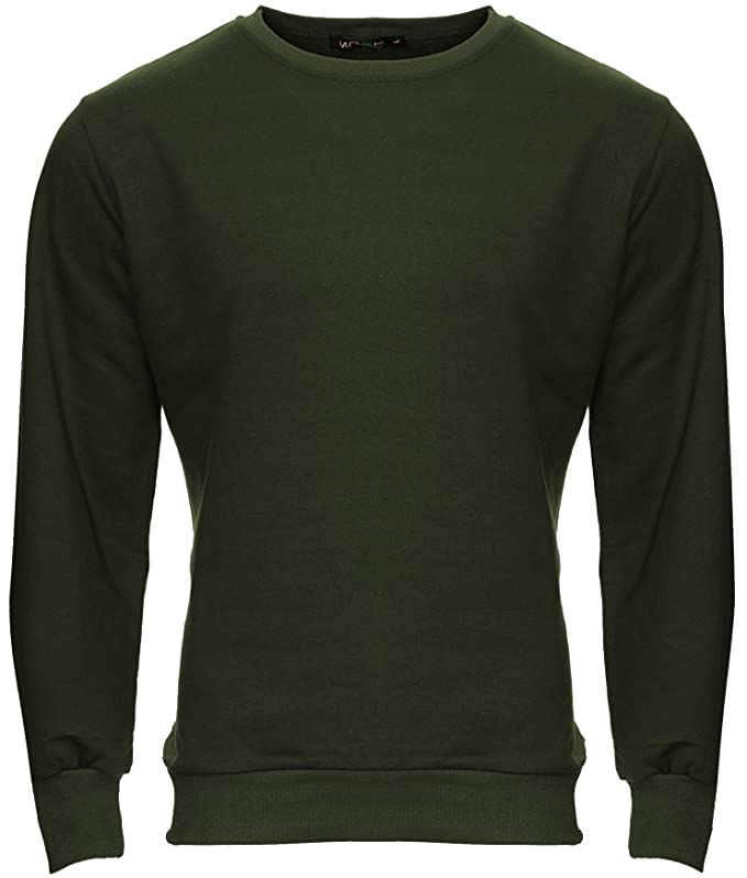 MERISH Unisex Sweatshirt Pullover Roundneck Modell 233: Amazon.de:  Bekleidung