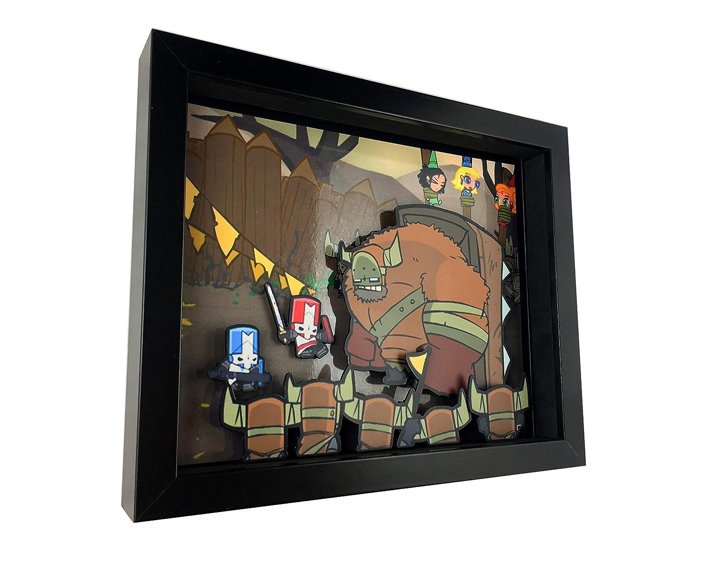 Amazon.com: Castle Crashers 3D Shadow Box Diorama 8