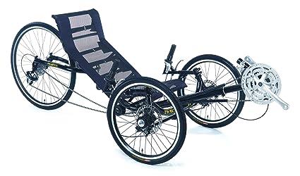 Amazon com : Trident Adult Recumbent Tricycle : Sports