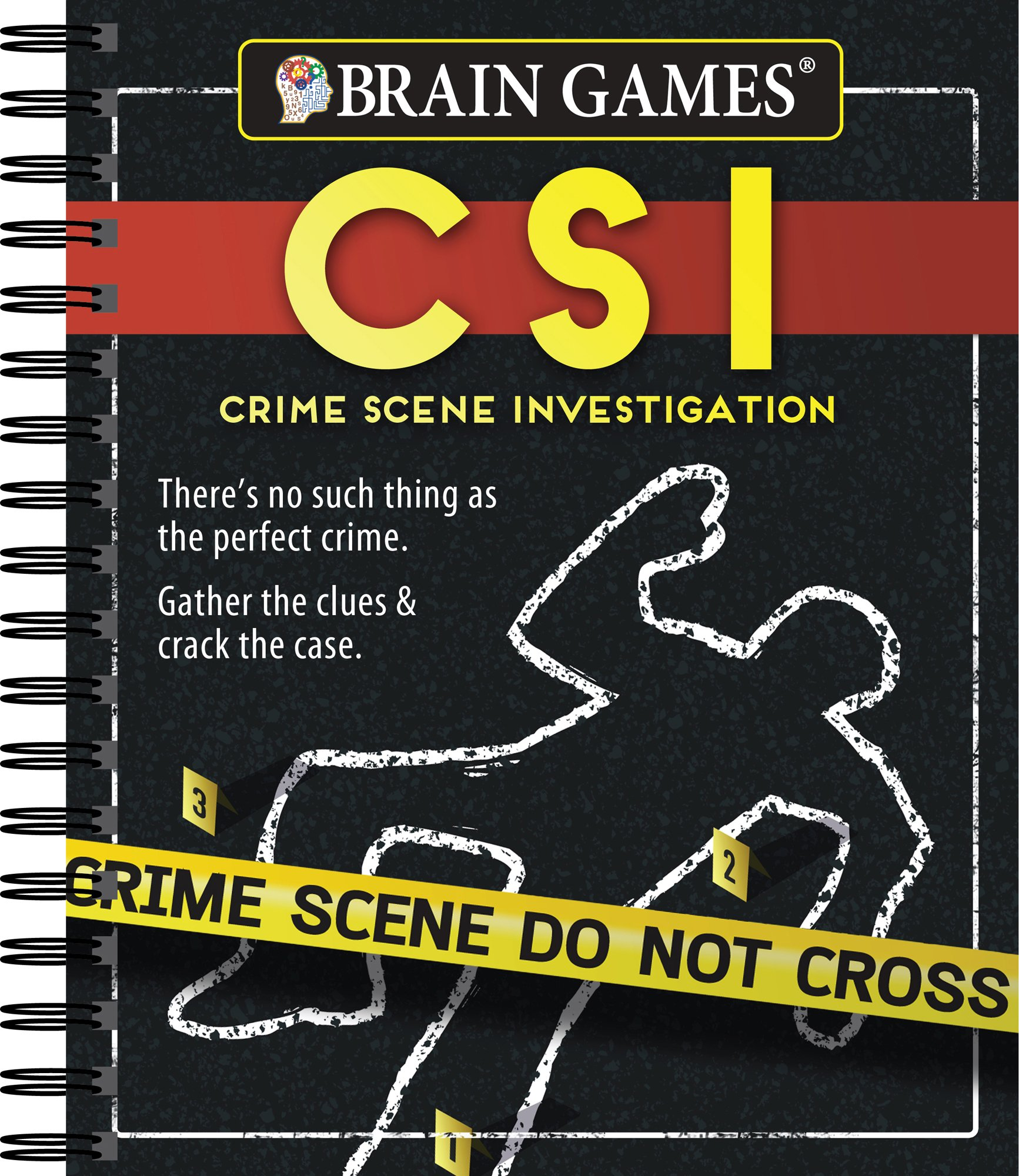 graphic relating to Quick Solve Mysteries Printable named : Head Video games - Criminal offense Scene Study (CSI