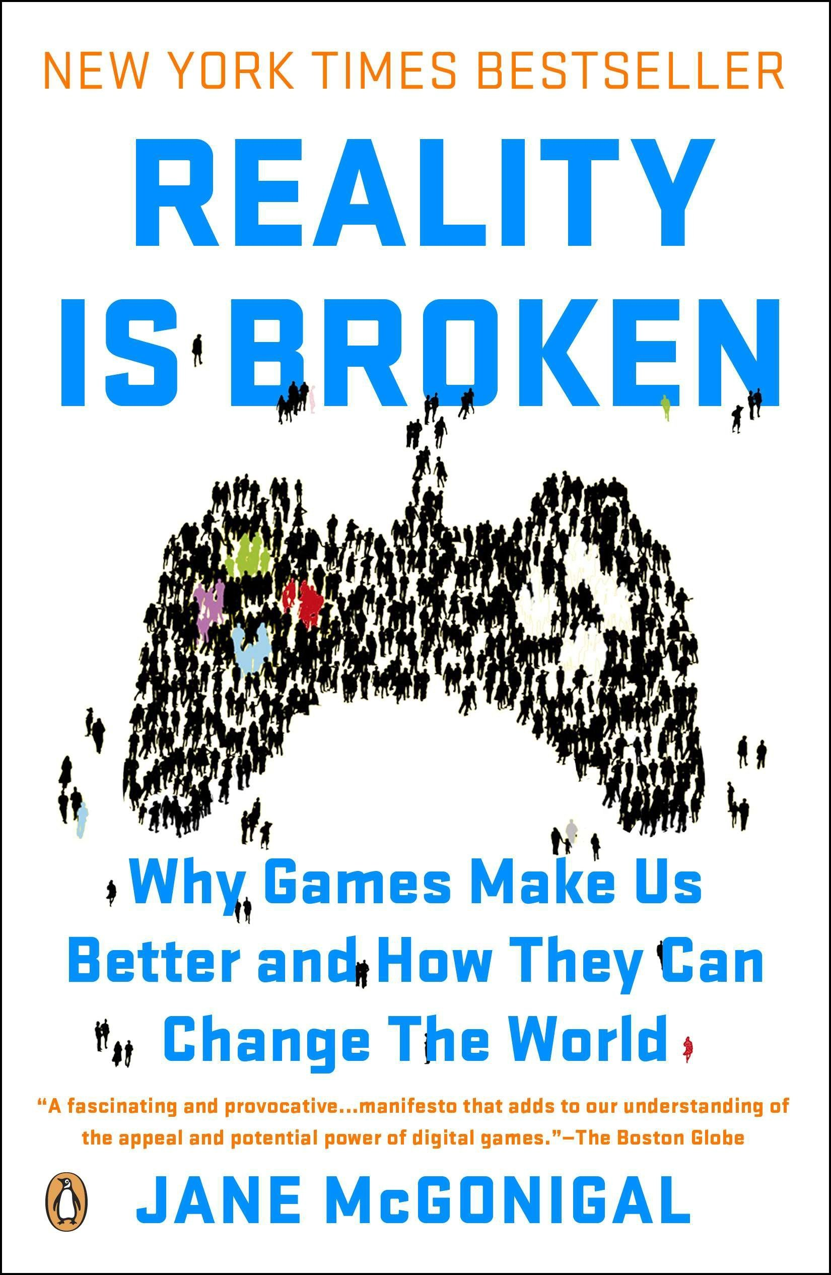 amazon reality is broken why games make us better and how they