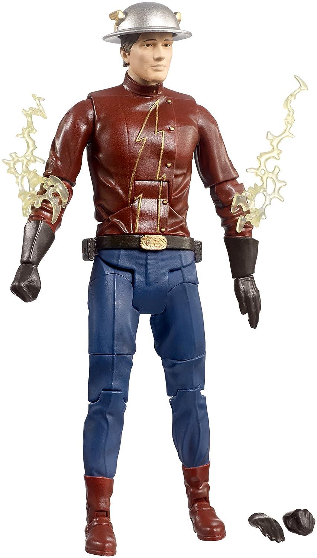 "DC Comics Multiverse Earth 2 The Flash Figure, 6"""
