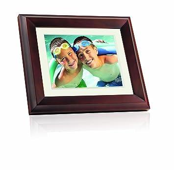 giinii gh adnm 104 inch digital picture frame brown