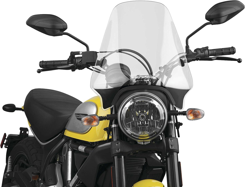 National Cycle U-Clamp Clear Street Shield N25000