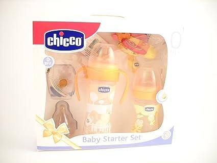 Chicco Idea Regalo Baby - Set básico para bebés (biberones, tetinas ...