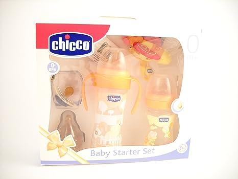 Chicco Idea Regalo Baby - Set básico para bebés (biberones ...