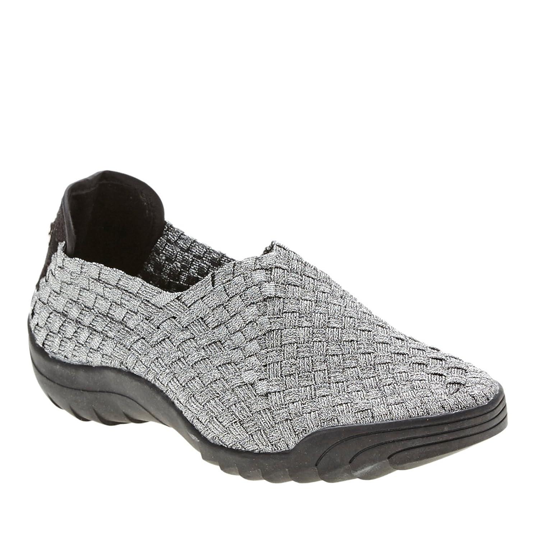 Bernie Mev Rigged Jim Slip-on Shoes B01HI49E5M 40 M EU|PEWTER