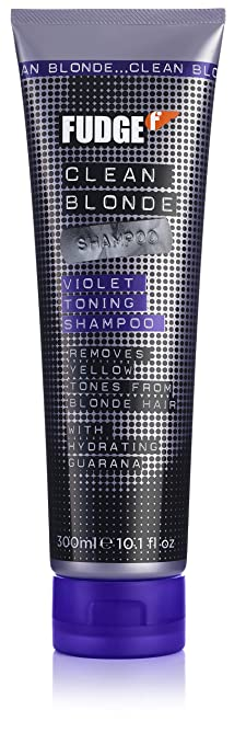 fudge violet toning shampoo