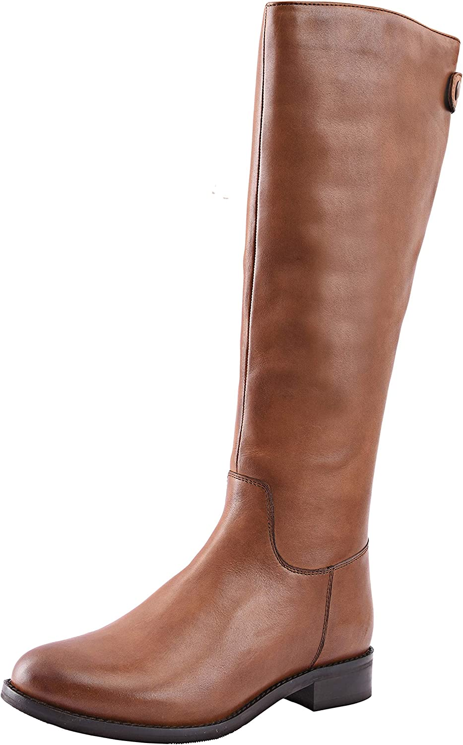 Women's Genuine Leather Knee High Boots