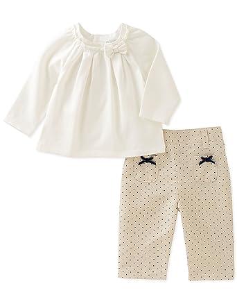 841f445070e9 Amazon.com  absorba Baby Girls  2pc Pant Set