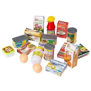 Ultrakidz Johntoy Accesorios de supermercado, alimentos de juguete ...