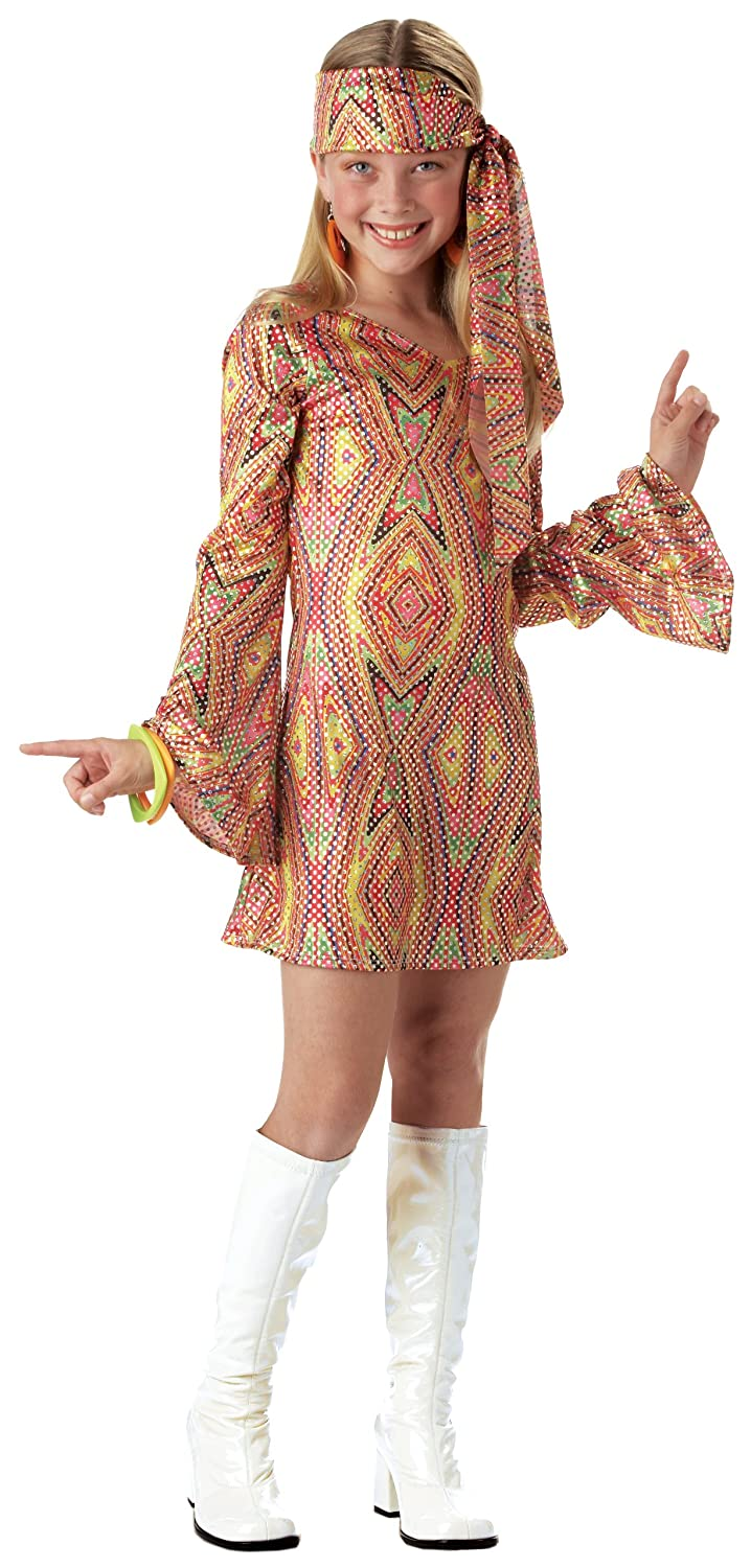Amazon Com California Costumes Toys Disco Dolly Clothing
