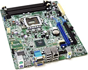 D6H9T Genuine OEM Dell Optiplex 990 Small Form Factor Desktop SFF TPM Motherboard Main System Logic PCA KA0120 P08D1Q9073IA01 Express Socket LGA1155 DDR3 Slot 474CH