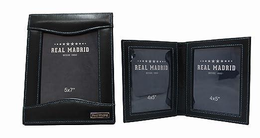 Estuche Gemelos -Real Madrid Premium de Piel- Caja para Accesorios ...