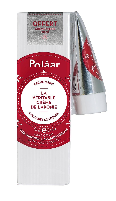 Polaar - Offre Découverte Mains La Véritable Crème de Laponie aux 3 Baies Arctiques - 75 ml + 30 ml Offert 39991466