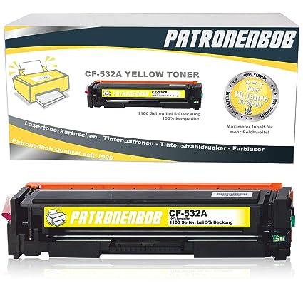 Pack de 4 cartuchos Bob® XL cartucho compatible con HP cf530 a ...
