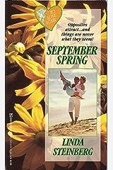 September Spring (To Love Again) Mass Market Paperback