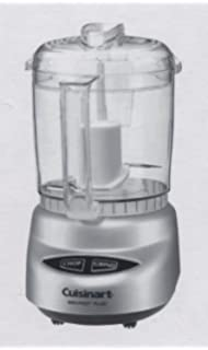 Amazon com: Food Network 3-Cup Mini Food Processor and