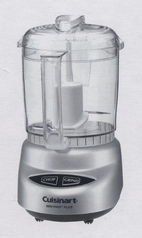 Cuisinart CGC-4BCPC - Mini-Prep Plus Food Processor