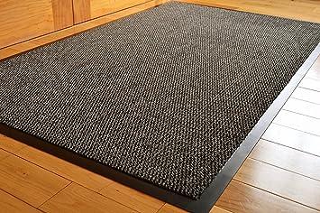 Schmutzfangmatten Außenbereich amazon de premium fußmatte in attraktiver optik für eingangsbereich