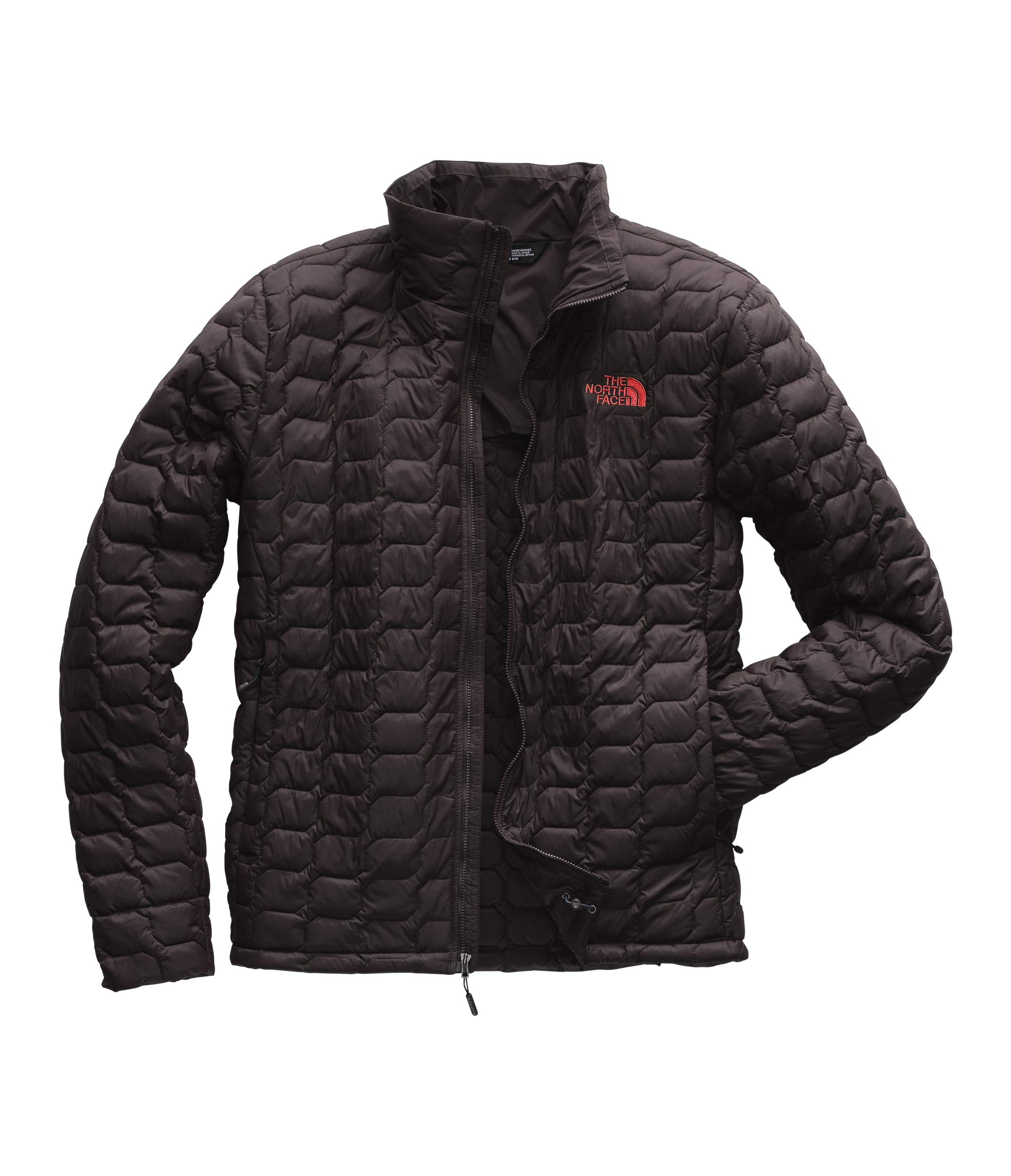 The North Face Men's Thermoball Jacket, Bittersweet Brown Matte, X-Small