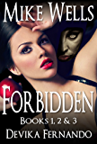 Forbidden, Books 1, 2 & 3 (Free Book 1): A Novel of Love and Betrayal (Forbidden Romantic Thriller Series 123)