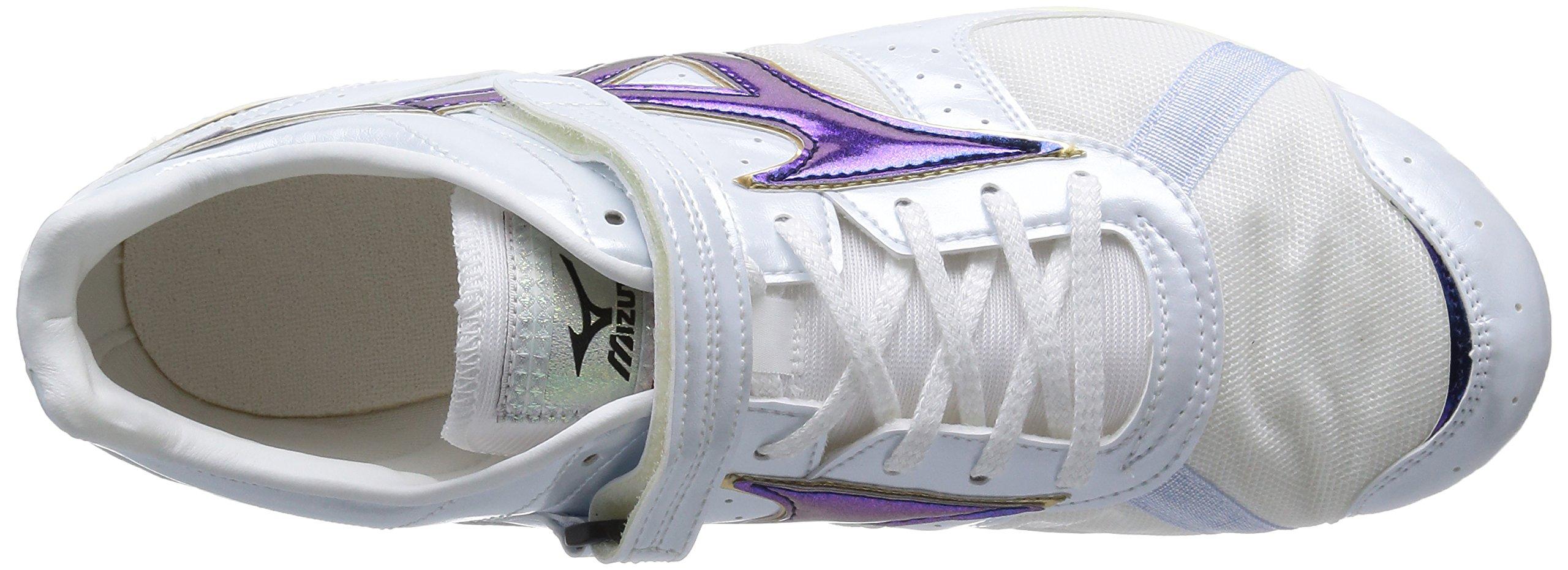 Mizuno Men's Field GEO LJ Track Shoes Yellow US 10.5 by Mizuno (Image #7)
