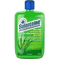 Solarcaine Medicated Lidocaine Gel 220 ml