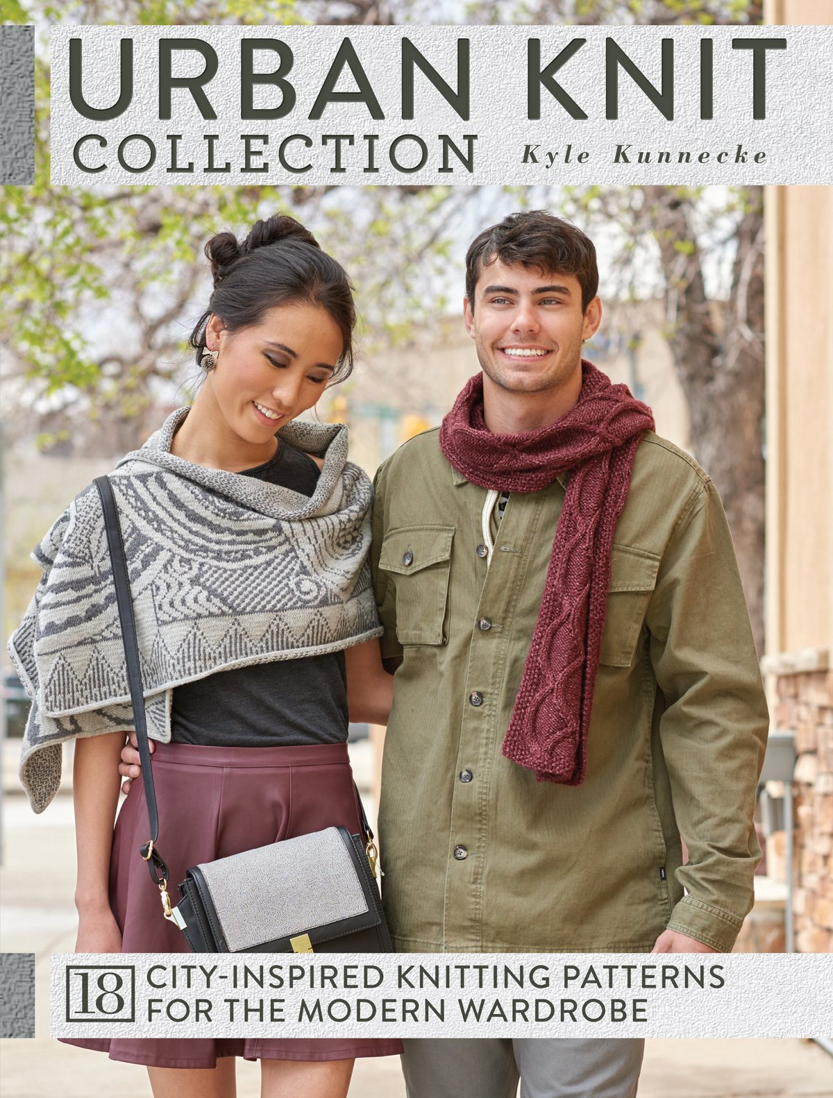 Read Online Urban Knit Collection: 18 City-Inspired Knitting Patterns for the Modern Wardrobe ebook